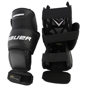Bauer Goalie Knee Thigh Guards