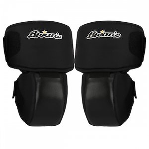 Brians knee thigh guards